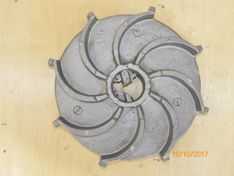 Завод точного литья «ГАЗМОДЕЛЬ» освоил выпуск проточной части насосов ЦНС в стальном исполнении